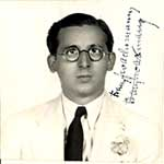 Franz Waxman citizenship application