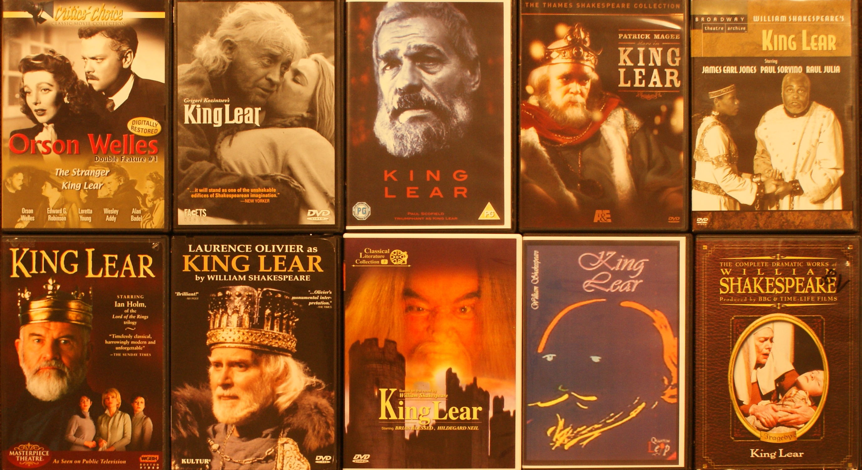 a literary analysis of parallel strokes in king lear by william shakespeare Explore the different themes within william shakespeare's tragic play, king lear themes are central to understanding king lear as a play and identifying shakes.