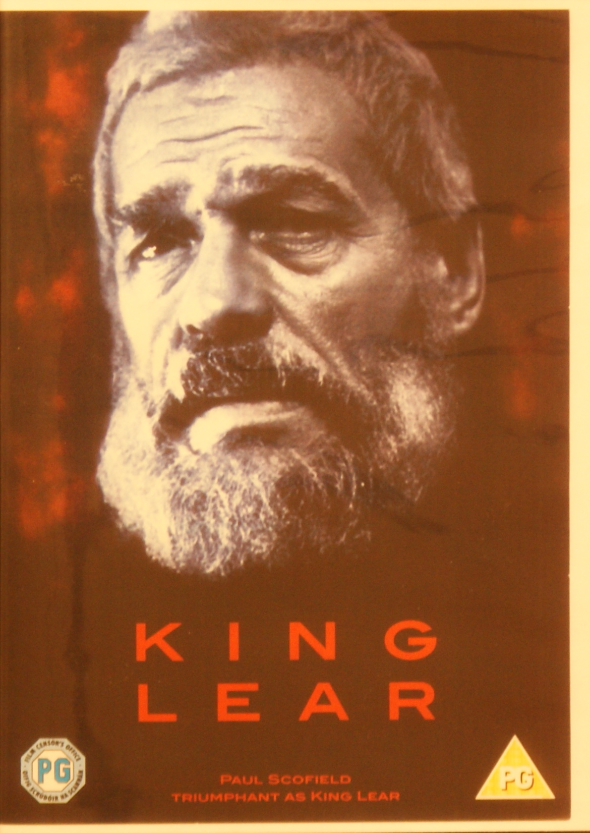 the bad decision of the king in king lear a play by william shakespeare A gender studies reading of shakespeare's king  day card from william shakespeare to king  act of the play, when lear demands a return.