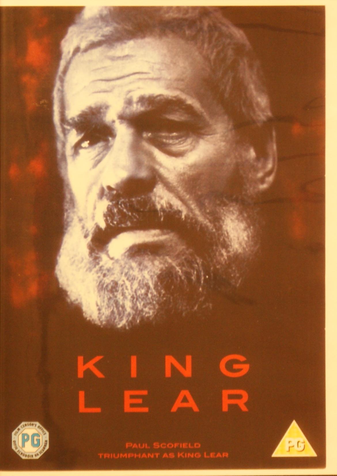 essay tragedy king lear