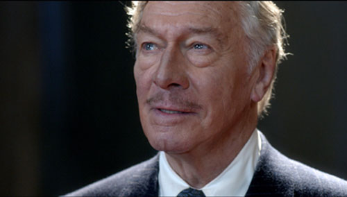 Christopher Plummer reprises his Tony Award-winning role as Barrymore for this film adaptation of the Broadway play. Photo credit: Image Entertainment.