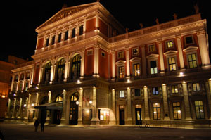 The Vienna Musikverein. Photo by Cha gia Jose/Flickr.