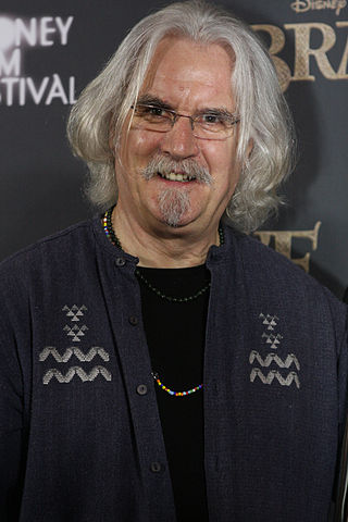 Billy Connolly at Festival Cine in Sidney