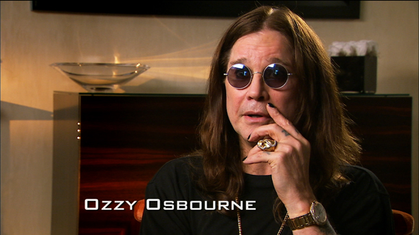 Ozzy Osbourne - Dave Clark Five Fan