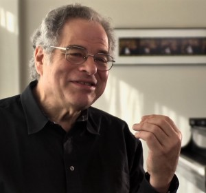 "Itzhak Perlman interview in ""Orchestra of Exiles."""