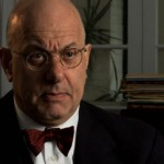 Leon Botstein. Film still from Orchestra of Exiles.
