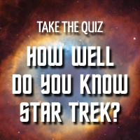 "How Well Do You Know ""Star Trek""?"