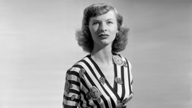 Cloris Leachman, ca. 1940s