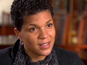 Michelle Alexander, author of The New Jim Crow