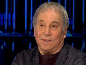 Singer/songwriter Paul Simon interview about spirituality, religion on his album So Beautiful or So What
