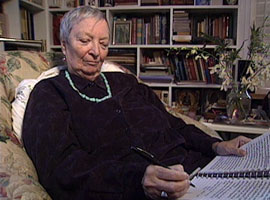 Madeleine L'Engle has always kept a journal