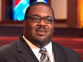 David Morrow, Director, Morehouse Glee Club