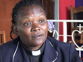 Pastor Martha Dusiri