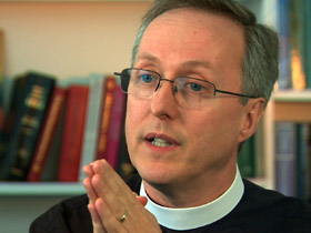 Reverend Ian Markham, Dean of Virginia Theological Seminary