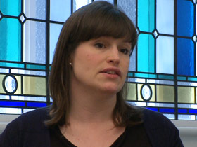 Ruth Turner, CEO of Tony Blair Faith Foundation