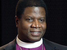 Bishop Eugene Sutton, Episcopal Diocese of Maryland