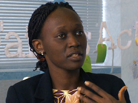 Dr. Josephine Muhairwe