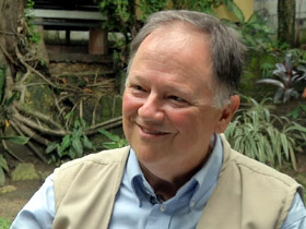 Mel Duncan, Founder, Nonviolent Peaceforce