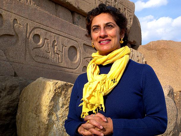 Salima Ikram, Egyptologist