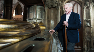 Richard II with Derek Jacobi