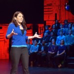 Pearl Arredondo at TED Talks Education