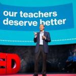 Bill Gates' presentation at TED Talks Education