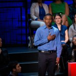 "Poet Malcolm London performs ""High School Training Ground"" at TED Talks Education"