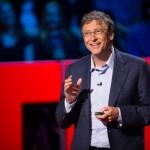 Bill Gates Gives Talk at TED Talks Education