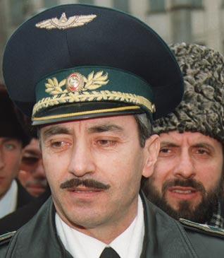 Dzhokhar Dudayev