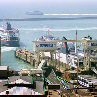 White Ships of Dover