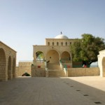 One of the most important Druze gathering sites is the shrine near Tiberias in Israel. Druze gather here on April 25 each year to celebrate their independence as a religious community in Israel, which was granted to them in 1957.