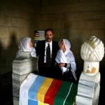 Inside of the Druze shrine near Tiberias, Israel, is the tomb of Jethro, their main prophet. Jethro is the father-in-law of Moses, whom Muslims call Shuayb. Many Druze view themselves as the descendants of Jethro.