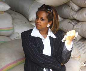 Ethiopia Commodity Exchange founder Eleni Gabre-Madhin