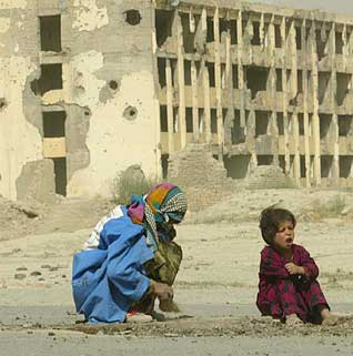 Post on Children of Conflict in Afghanistan