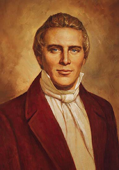 """Joseph Smith, Jr. — My Superman"" — A Video"
