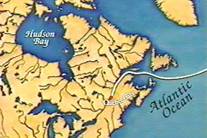 493238508782092290 moreover Aosshipa additionally Ch lain likewise File Henry Hudson Map 26 furthermore Giovanni Da Verrazano Voyage Map. on or all of jacques cartier routes