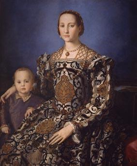 Bronzino: Eleonor of Toledo