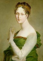 Josephine in green