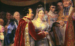 Napoleon marries again