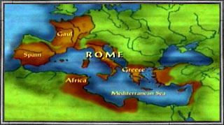 The Roman Empire In The First Century  Special Features