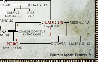 ... Empire: in the First Century. Special. Augustan Family Tree | PBS