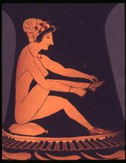 Куртизанки и проститутки. Древняя Греция.