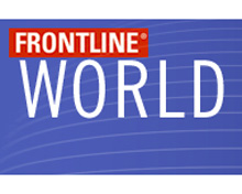 FRONTLINE World logo