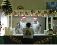 Frontline world dispatches january 2007 pbs for Restaurants serving christmas dinner