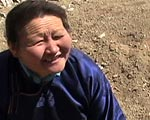 Mother in Mongolia