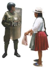 DALY LIFE IN BOLIVIAR