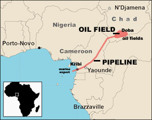FRONTLINE/WORLD: The Business of Bribes: Cameroon: Pipeline ...