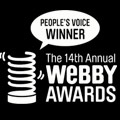 Carbon Watch Winner of People's Voice Webby Award
