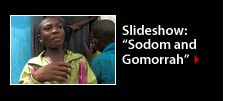 """SLIDESHOW: """"Sodom and Gomorrah"""" It's the name given to Ghana's largest e-waste slum. A slideshow reveals life there."""