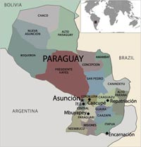 FRONTLINE/WORLD . Paraguay - Sounds of Hope . Paraguay Profile . PBS